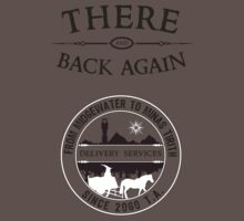 There and Back Again - Delivery Services Kids Clothes