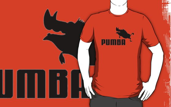 PUMBA by LeonidasDesigns