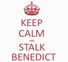 Stalk Benedict by sherlockingjay