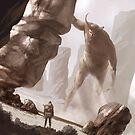 The last colossus by Daniele (Dan-ka) Montella