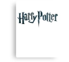 HARRY POTTER Canvas Print