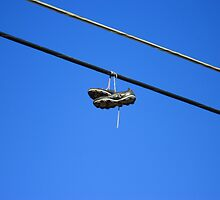 Cleats on a Wire by graceforever57