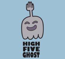 high five ghost by bobbybridges