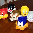 Looney Mugs by Anna D'Accione