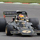 Lotus F1 - Type 72 - 1970/75 by Nigel Bangert