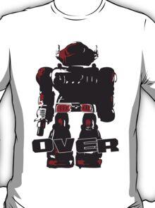 Robot Over T-Shirt