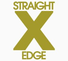 Straightedge (dark yellow) by DropBass