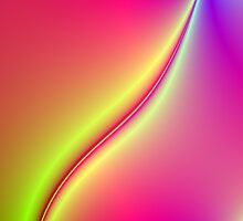 Neon Nematode by Objowl