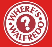 Where's Walfredo by eszoteric