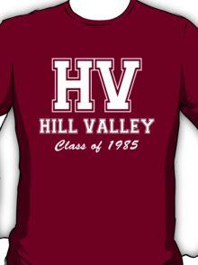 Hill Valley High School Class of 1985 T-Shirt