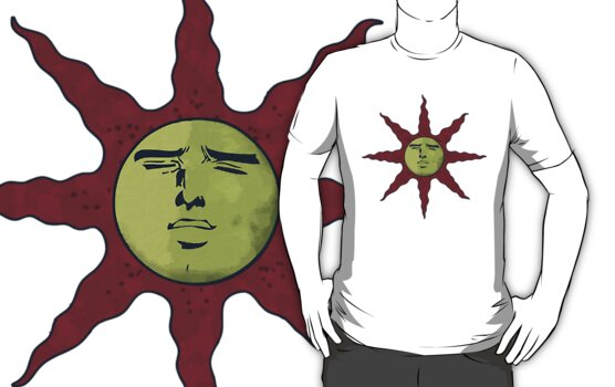 Solaire of Yaranaika? Shirt by carnivean