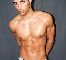 Alex Zaven by Pablo-chester by pablochester