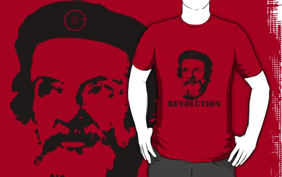 Revolution by AngryMongo