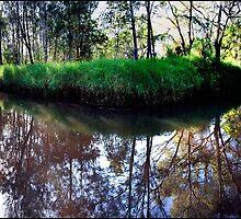 Cudgen Creek 30 by John Van-Den-Broeke