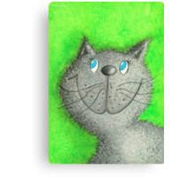 Cat Lina Canvas Print