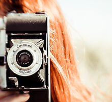 Redhead by Josephine Pugh