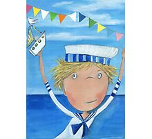 Sailor Fyn Photographic Print