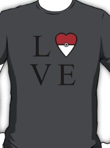 Pokémon - Love T-Shirt