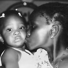 Mother's Kiss by Muyiwa