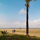 Towering Palm by tkubiena
