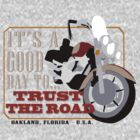 Trust the Road Motorcycle by EpcotServo