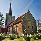St Margarets Church, Barming by Dave Godden