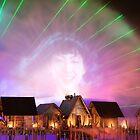 Laser Image by Jeff Symons