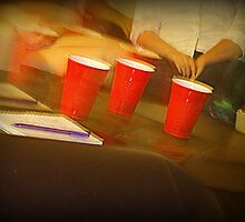 Red Solo Cup by graceforever57
