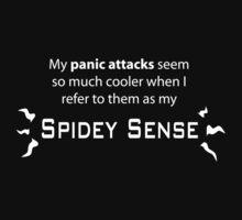 Panic Sense by Christopher Muggridge