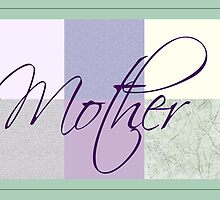 Simple Card for Mother 1 by Bami