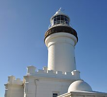 Cape Byron Lighthouse by Margaret Stevens