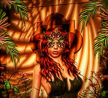 Tropical Masquerade by shutterbug2010