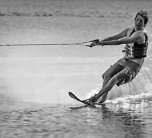 Waterskier by Ross Campbell
