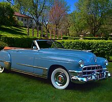 1949 Cadillac Series 62 Convertible by TeeMack