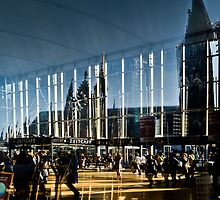 Cologne Central Station by wulfman65