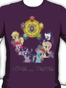 The Mane 6 - Love & Tolerate T-Shirt