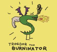 Trogdor, The Burninator Kids Clothes