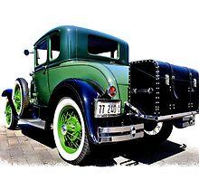 33 Ford! by Stuart Baxter