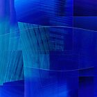 Cool Blue by Rois Bheinn Art and Design