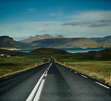 Crazy views of Iceland,  Miðsandur. by Cappelletti Benjamin