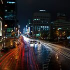 Umeda by Night by LeesDynasty