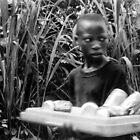 Coca-Cola Boy Vendor by Muyiwa