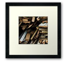 Must have! The all new Kindle! Framed Print