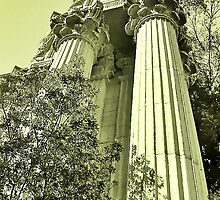 Pillar architecture by Erykah36