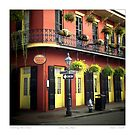 """Distinctively New Orleans"" by Sandra Russell"