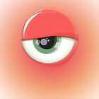 The eye by Honeyboy Martin