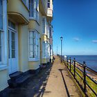 Cromer from the top by Stacey  Purkiss