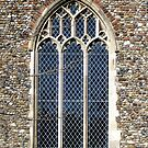 Window in St. Michaels church, Beccles by KatDoodling