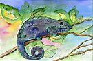 Chameleon by Elizabeth Kendall