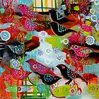 small song birds by Randi Antonsen